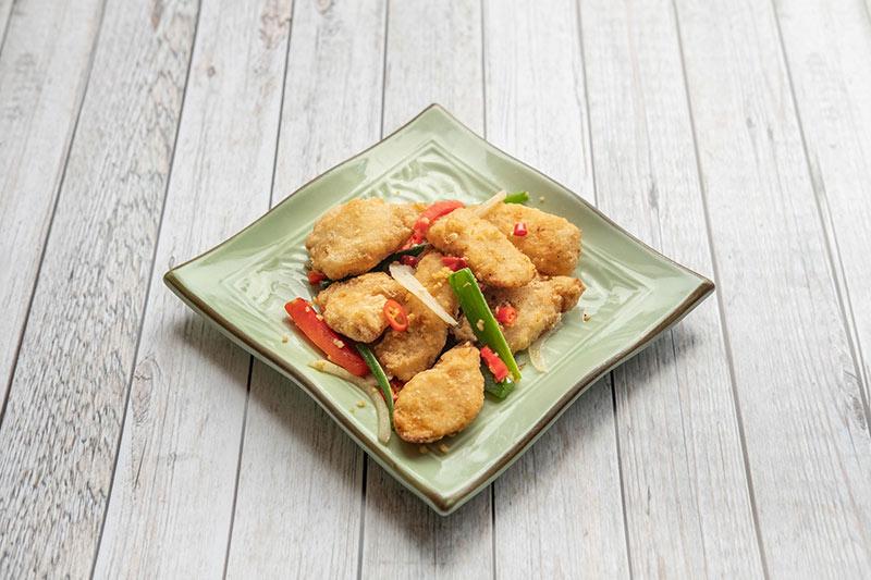 Salt & Spicy chicken from Kew Gardens Oriental Cuisine